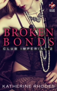 Broken Bonds rebrand
