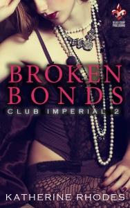 Broken Bonds rebrand