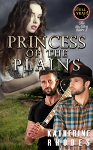 Princess of the plains-front